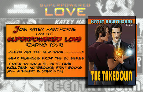 Katey Hawthorne - The Takedown BT Banner