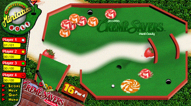 Candystand com's Mini Golf Open and MORE archived! by