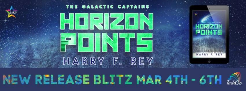 Harry F. Rey - Horizon Points RB Banner