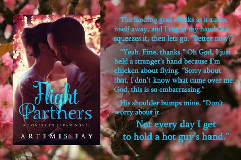 Artemis Fay - Flight Partners Teaser 2
