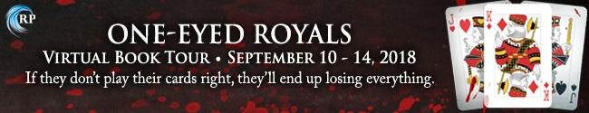 Cordelia Kingsbridge - One-Eyed Royals TourBanner