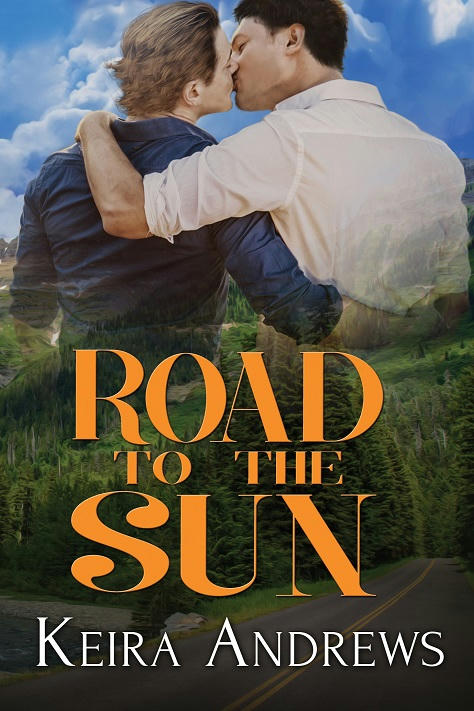 Keira Andrews - Road to the Sun Cover