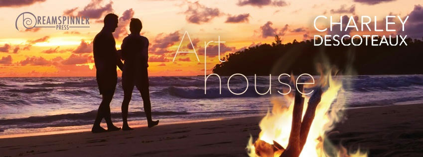 Charley Descoteaux - Art House Banner