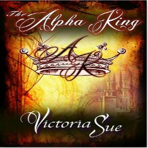 Victoria Sue - The Alpha King Square