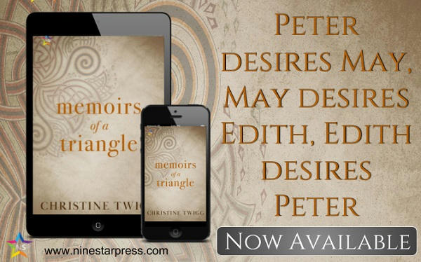 Christine Twigg - Memoirs of a Triangle Now Available
