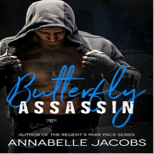 Annabelle Jacobs - Butterfly Assassin Square