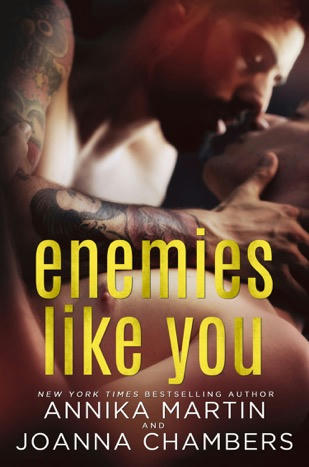 Enemies Like You Cover