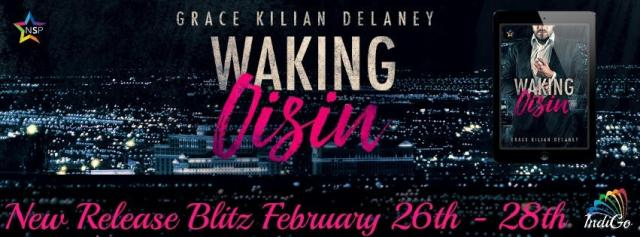 Grace Kilian Delaney - Waking Oisin Banner