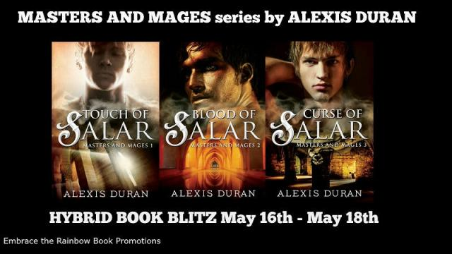 Alexis Duran - Masters and Mages banner