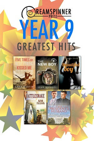 Dreamspinner Press Year Nine Greatest Hits Cover