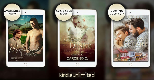 Cardeno C. - Hope series Banner