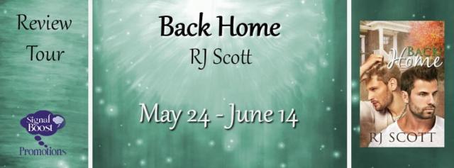 R.J. Scott - Back Home RT Banner