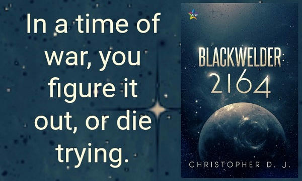 Christopher D.J. - Blackwelder 2164 Teaser Graphic
