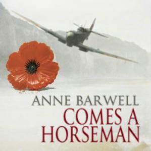 Anne Barwell - Comes A Horseman Square 1