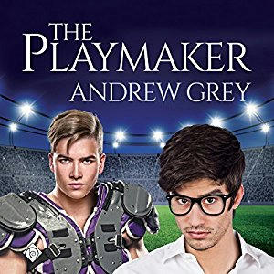 Andrew Grey - The Playmaker Cover Audio