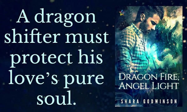 Shara Godwinson - Dragon Fire, Angel Light Teaser