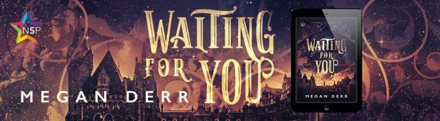 Megan Derr - Waiting for You Banner