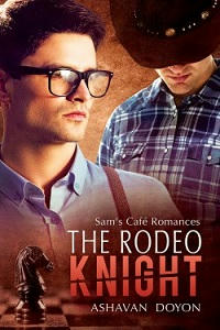 Ashavan Doyon - The Rodeo Knight Cover s