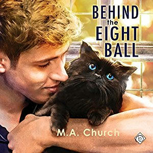 M.A. Church - Behind the Eight Ball Cover Audio