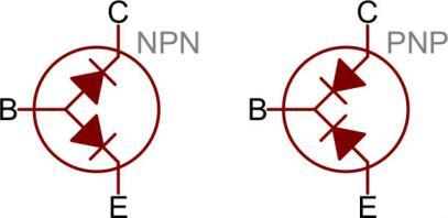 Mạch tương đương của transistor BJT