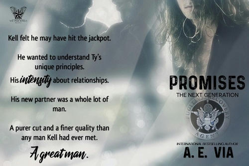 A.E. Via - Promises 05 - New Beginnings Teaser 2
