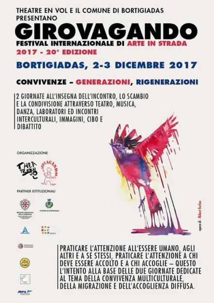 Girovagando - Festival internazionale di arte in strada