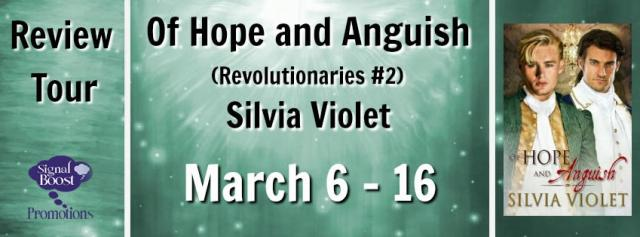Silvia Violet - Of Hope and Anguish RTBanner