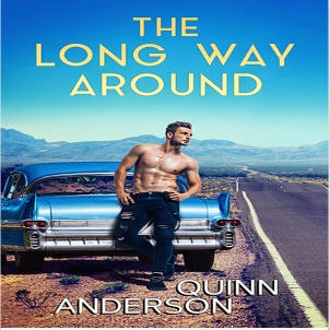 Quinn Anderson - The Long Way Around Square