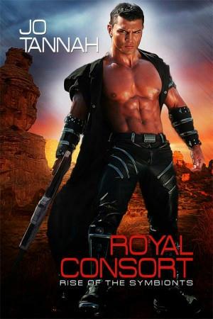 Jo Tannah - Royal Consort Cover