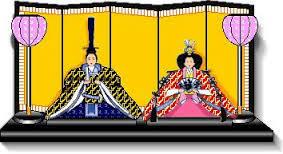 Muñecas de Hinamatsuri