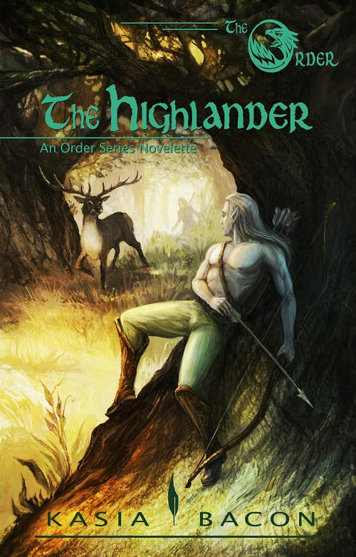 Kasia Bacon - The Highlander Cover