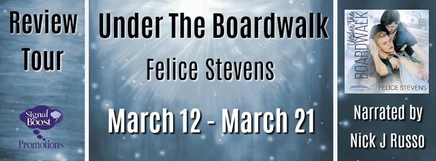 Felice Stevens - Under The Boardwalk RTBanner