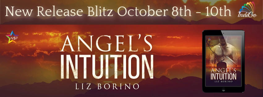 Liz Borino - Angel's Intuition RB Banner