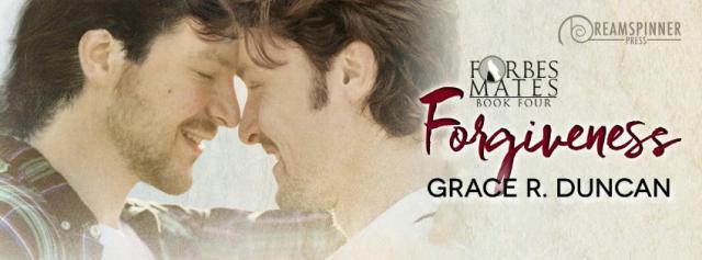 Grace R. Duncan - Forgiveness Banner