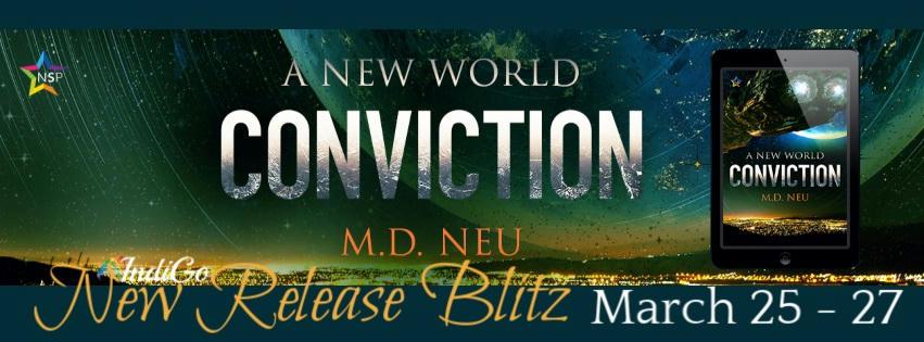 M.D. Neu - Conviction RB Banner