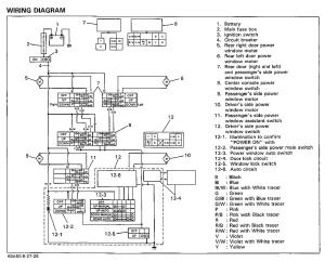 [1993 Geo Prizm Fuse Box Manual]  I Have A 1993 Geo Metro Lsi Do You Have A Diagram For The