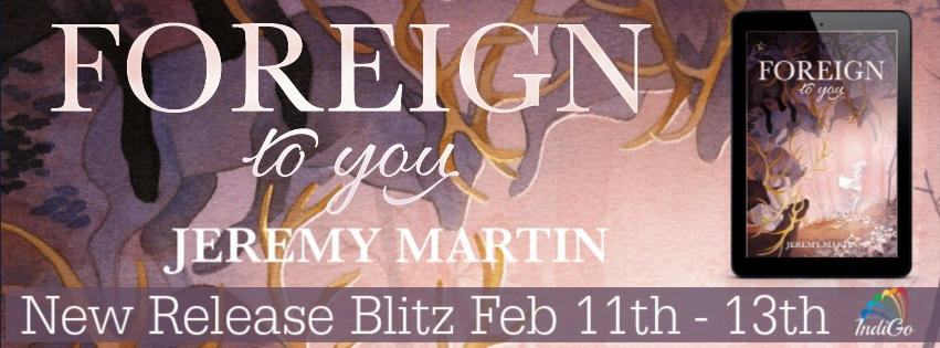 Jeremy Martin - Foreign to You RB Banner