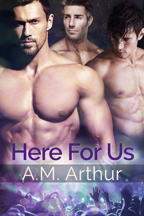 A.M. Arthur - Here For Us Cover