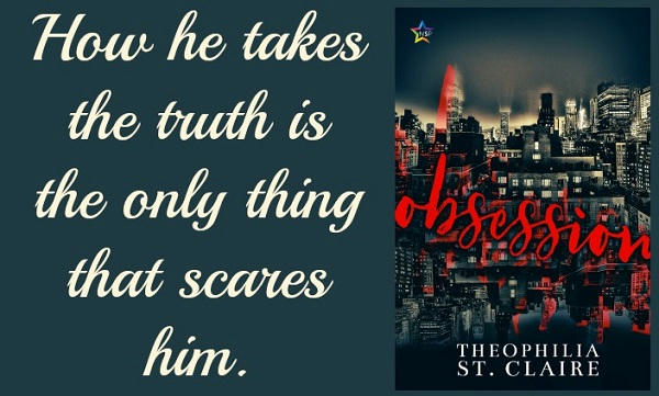 Theophilia St. Claire - Obsession Teaser Graphic