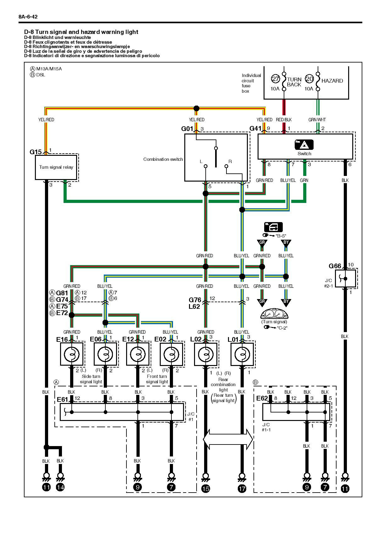 Wiring Diagram Suzuki Vitara Fuse Diagram