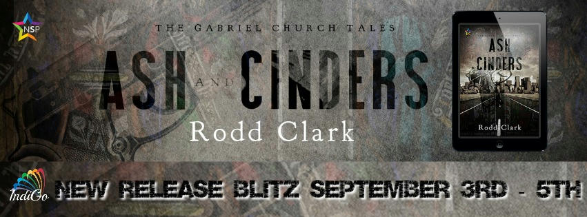 Rodd Clark - Ash and Cinders RB Banner