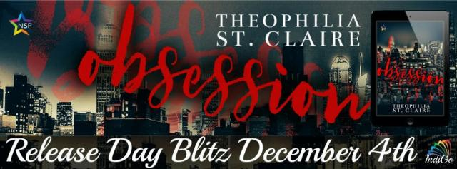 Theophilia St. Claire - Obsession Banner