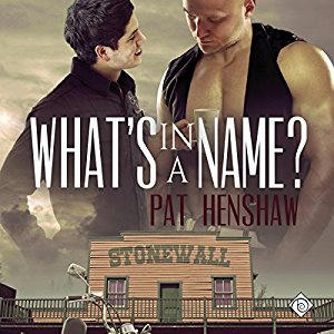 Pat Henshaw - What's In A Name Cover Audio