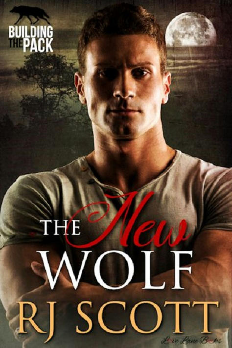 R.J. Scott - The New Wolf Cover