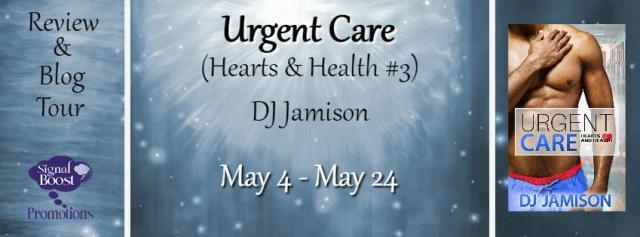 D.J. Jamison - Urgent Care BT Banner