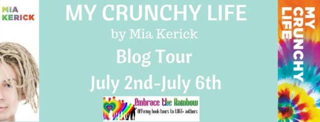 Mia Kerick - My Crunchy Life BT Banner