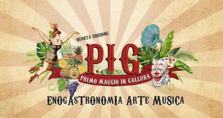 P.I.G. 2018 Primomaggio in Gallura