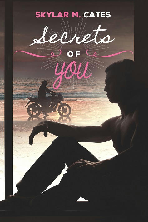 Skylar M. Cates - Secrets of You Cover