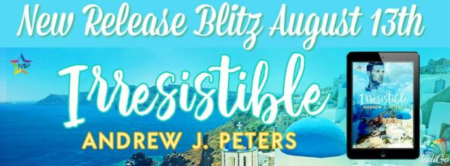 Andrew J. Peters - Irresistible RB Banner