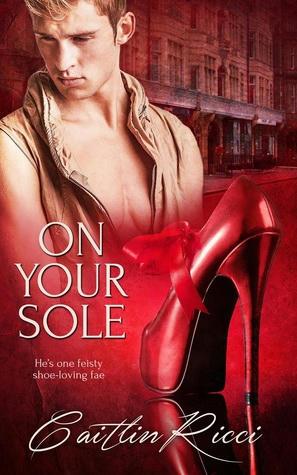 Caitlin Ricci - On Your Sole Cover